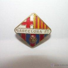 Coleccionismo deportivo: ANTIGUA INSIGNIA........BARCELONA ATLETIC.. Lote 51503421