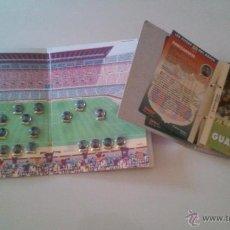 Coleccionismo deportivo: COLECCIÓN FICHAS Y PINS DEL BARÇA DREAM TEAM DE CRUYFF 92. Lote 51525833
