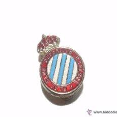 Coleccionismo deportivo: ANTIGUA INSIGNIA PIN REAL CLUB DEPORTIVO ESPAÑOL.. Lote 46951743
