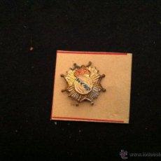 Coleccionismo deportivo: ANTIGUO PIN DEL REAL MADRID. AÑOS 70. BIEN CONSERVADO. SIN USAR.. Lote 52519326