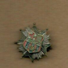Coleccionismo deportivo: PIN INSIGNIA - F.C. BARCELONA - SIGLAS BCF. Lote 52710620