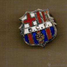 Coleccionismo deportivo: PIN INSIGNIA - F.C. BARCELONA - SIGLAS BCF -. Lote 52743980