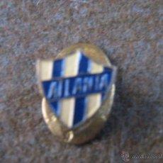 Coleccionismo deportivo: FUTBOL - INSIGNIA DE SOLAPA ESMALTADA - AÑOS 50/60 - ARGENTINA - ATLANTA DE BUENOS AIRES. Lote 52810302