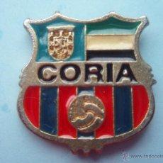 Coleccionismo deportivo: PEÑA BARCELONISTA CORIA. Lote 53623013
