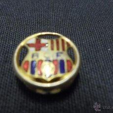 Coleccionismo deportivo: PIN INSIGNIA F.C. BARCELONA - SIGLAS BCF - . Lote 53761617