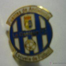 Coleccionismo deportivo: PIN FUTBOL LA CANTERA FC. Lote 55000596
