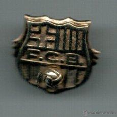 Coleccionismo deportivo: PIN INSIGNIA - FC BARCELONA DE PLATA -. Lote 55053669