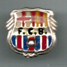 Coleccionismo deportivo: PIN INSIGNIA - FC BARCELONA DE PLATA -. Lote 55055696
