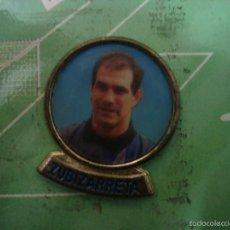 Coleccionismo deportivo: ANDONI ZUBIZARRETA PIN DEL BARÇA - PINS F.C. BARCELONA FC - DREAM TEAM FUTBOL (2). Lote 56565299