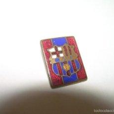 Coleccionismo deportivo: ANTIGUA Y RARA INSIGNIA ESMALTADA.....BARCELONA C.F.. Lote 56615761