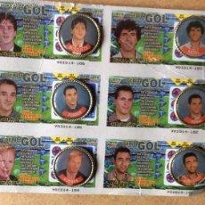 Coleccionismo deportivo: 6 PIN BARÇA CAMPEONES COPA EUROPA 1992 LOTO RAPID MUY DIFICILES ENCONTRAR. Lote 57727519