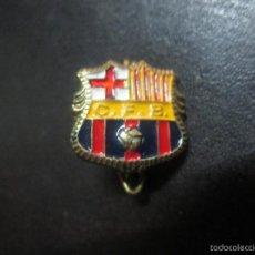 Coleccionismo deportivo: PIN F C BARCELONA TIPO INSIGNIA ANTIGUA AGUJA. Lote 57870339