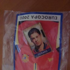 Coleccionismo deportivo: PINS GERARD EUROCOPA 2000. Lote 58189915
