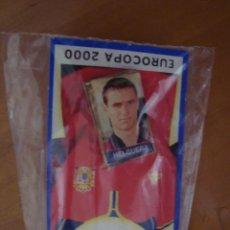 Coleccionismo deportivo: PINS HELGUERA EUROCOPA 2000. Lote 58190003