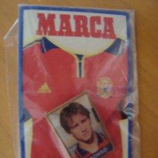 Coleccionismo deportivo: PINS ALFONSO EUROCOPA 2000. Lote 58190027