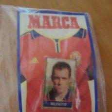 Coleccionismo deportivo: PINS MUNITIS EUROCOPA 2000. Lote 58190154
