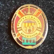 Coleccionismo deportivo: GOM-1639_PIN PENYA CF BARCELONETA. Lote 59661403