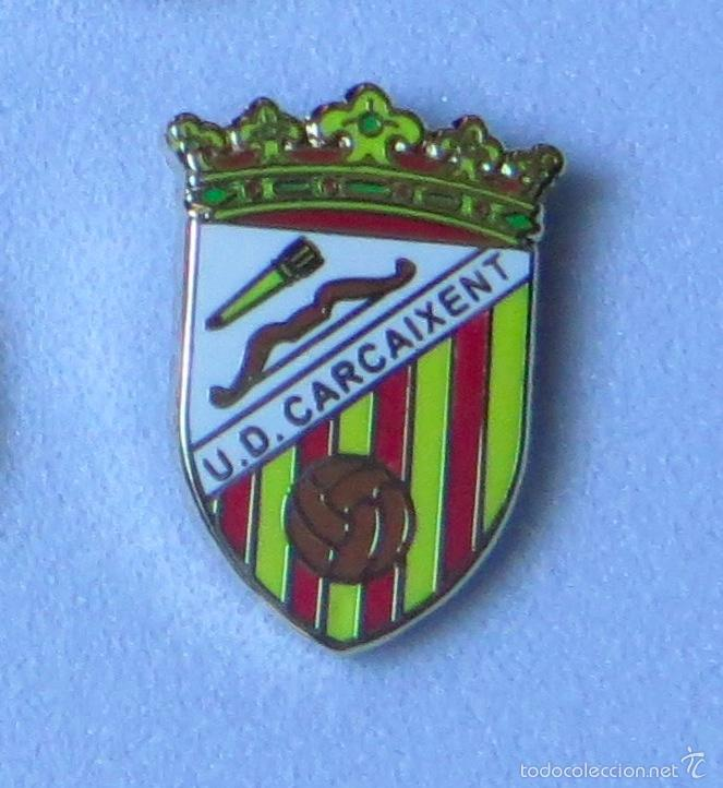 Pin insignia de f tbol federaci n valenciana comprar for Federacion valenciana de futbol