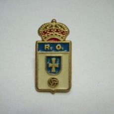 Coleccionismo deportivo: PIN FUTBOL - REAL OVIEDO. Lote 60844967