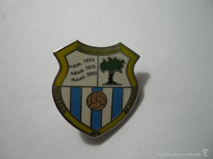 PIN FUTBOL CD MAIRENA DE ALJARAFE (Coleccionismo Deportivo - Pins de Deportes - Fútbol)