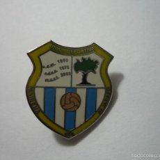 Coleccionismo deportivo: PIN FUTBOL CD MAIRENA DE ALJARAFE. Lote 61145095