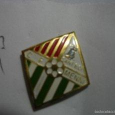 Coleccionismo deportivo: PIN CF MENNI . Lote 61145171