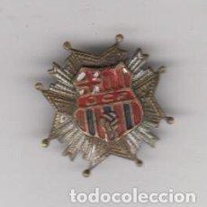 Coleccionismo deportivo: ANTIGUO Y BUENO PIN INSIGNIA DEL B.C.F. - FUTBOL CLUB BARCELONA - BARÇA ESMALTADO . Lote 61764592