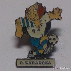 Coleccionismo deportivo: PIN GOLI R. ZARAGOZA. Lote 62356016