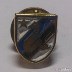 Coleccionismo deportivo: PIN ESCUDO ANTIGUO INTER DE MILÁN. Lote 62357096