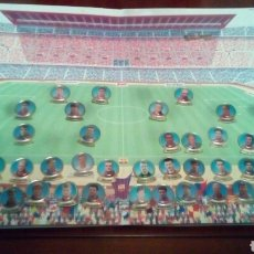 Coleccionismo deportivo: 46 PINS DEL BARSA DREM TEAM (BANCA CATALANA) SPORT. Lote 64079313