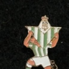 Coleccionismo deportivo: PIN INSIGNIA AGUJA OJAL REAL BETIS .. Lote 64372891