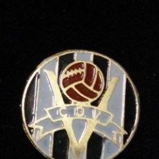 Colecionismo desportivo: CANARIAS B5 PIN INSIGNIA ALFILER OJAL LAS PALMAS TENERIFE NO FUTBOL CLUB FC BARCELONA F.C BARÇA CF. Lote 66200466