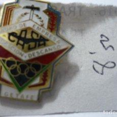 Coleccionismo deportivo: PIN FUTBOL GETAFE GRUPO EMPRESA CASA ED. Lote 69505757