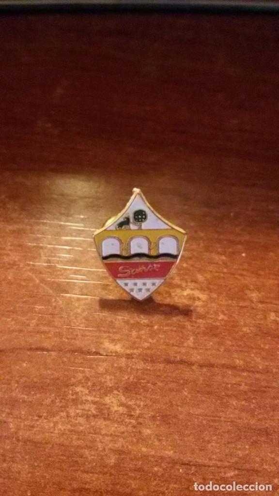 Pin Unión Deportiva San Sebastián De Los Reyes Verkauft Durch