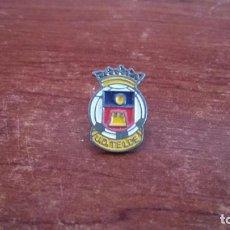 Coleccionismo deportivo: PIN FÚTBOL UNIÓN DEPORTIVA TELDE - PINS. Lote 73534299