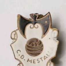 Coleccionismo deportivo: C.F.MESTALLA INSIGNIA VALENCIA. Lote 74353566