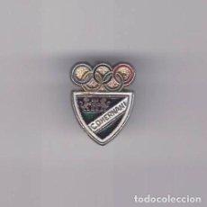 Coleccionismo deportivo: INSIGNIA / PIN DE EQUIPO DE FÚTBOL - C.D. HERNANI (INSIGNIA OFICIAL). Lote 75128431