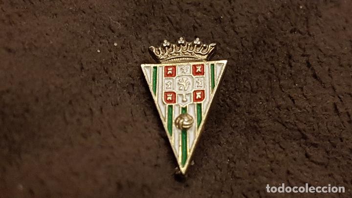 9978f6abd5de5 Pin escudo equipo fútbol club cordoba (insignia - Vendido en Venta ...