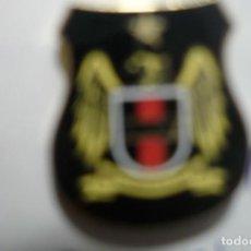 Coleccionismo deportivo: PIN FUTBOL CARMELITANO ALGUAZAS. Lote 83069092