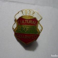 Coleccionismo deportivo: PIN CULTURAL DEPORTIVA GUARNIZO. Lote 83069176