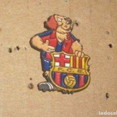 Coleccionismo deportivo: -PIN FUTBOL BARCELONA -- COLECCION GOLI FUTBOL COLA CAO 1993 --. Lote 85242532