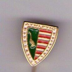 Coleccionismo deportivo: PEÑA ATHLETIC CLUB DE PARLA TORREPEREJIL (JAEN)-ALFILER CORBATA. Lote 86177112