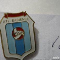 Coleccionismo deportivo: PIN FUTBOL AT.BADIENSE. Lote 88837756