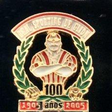 Coleccionismo deportivo: ULTRA BOYS SPORTING DE GIJON . 100 AÑOS SPORTING . PEÑA ULTRA SPORTING GIJON .. Lote 90428744