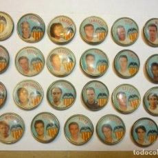 Coleccionismo deportivo: LOTE 23 PIN VALENCIA CF - LINEVA. Lote 92807085