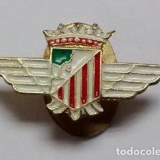 Coleccionismo deportivo: ANTIGUA INSIGNIA DE OJAL DEL ATLETICO AVIACION , ACTUAL ATLETICO DE MADRID.. Lote 93621955