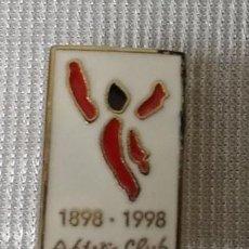 Coleccionismo deportivo: INSIGNIA AGUJA CENTENARIO ATHLETIC CLUB BILBAO . 1898 - 1998 . . Lote 93622560