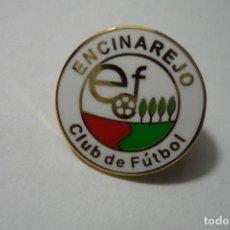 Coleccionismo deportivo: PIN CF.ENCINAREJO. Lote 95956295