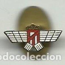 Coleccionismo deportivo: (P-252)INSIGNIA DE SOLAPA AT.AVIACION ( AT.MADRID ). Lote 97240899