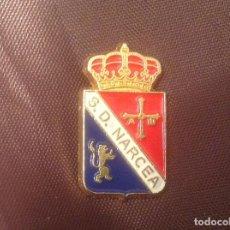 Colecionismo desportivo: PIN SIN AGUJA S.D. NARCEA. Lote 98866623